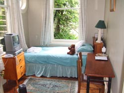 Rose Room, Hulmes Court, Accommodation, Dunedin
